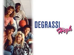 Picture of a TV show: Degrassi High