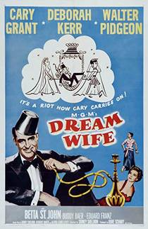 Picture of a movie: Dream Wife