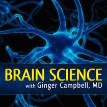 Picture of a podcast: Brain Science With Ginger Campbell, Md: Neuroscience For Everyone