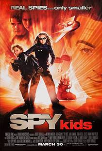 Picture of a movie: Spy Kids