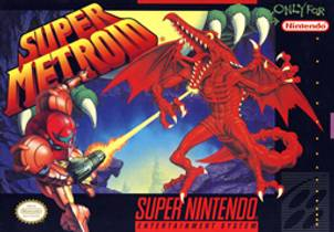 Picture of a game: Super Metroid