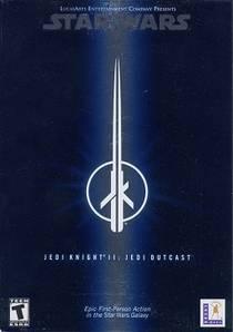Picture of a game: Star Wars Jedi Knight II: Jedi Outcast