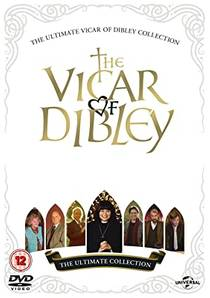 Picture of a TV show: The Vicar Of Dibley