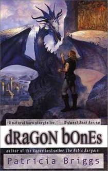 Picture of a book: Dragon Bones
