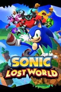 Picture of a game: Sonic: Lost World