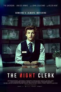 Picture of a movie: The Night Clerk