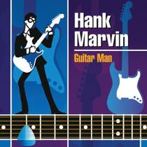 Picture of a band or musician: Hank Marvin