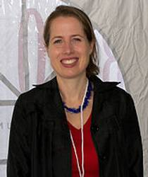 Picture of an author: Kristin Gore