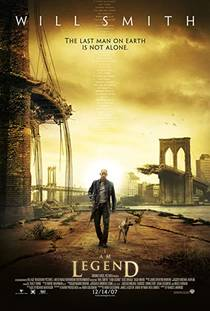 Picture of a movie: I Am Legend