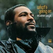 Picture of a band or musician: Marvin Gaye