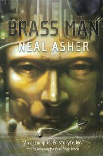 Picture of a book: Brass Man