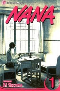 Picture of a book: Nana, Vol. 1