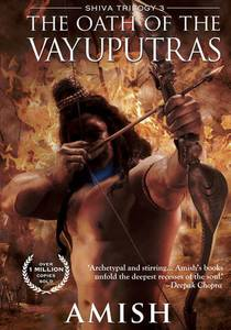 Picture of a book: The Oath Of The Vayuputras