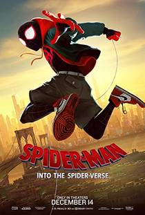 Picture of a movie: Spiderman:  Into The Spiderverse