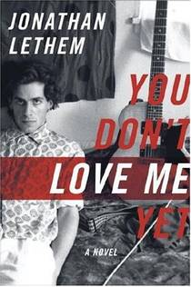 Picture of a book: You Don't Love Me Yet