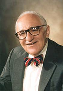Picture of an author: Murray N. Rothbard