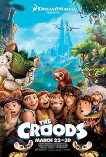 Picture of a movie: The Croods
