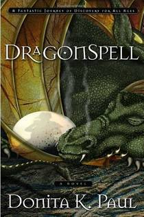 Picture of a book: Dragonspell