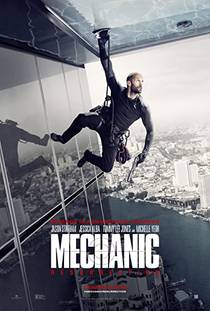 Picture of a movie: Mechanic: Resurrection