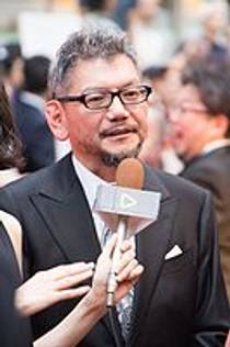 Picture of an author: Hideaki Anno