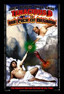 Picture of a movie: Tenacious D In The Pick Of Destiny