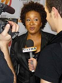 Picture of an author: Wanda Sykes