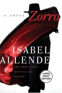 Picture of a book: Zorro