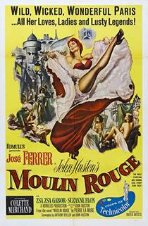 Picture of a movie: Moulin Rouge