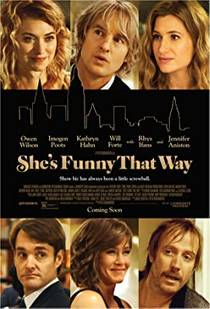 Picture of a movie: She's Funny That Way