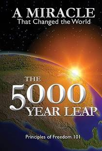 Picture of a book: The 5000 Year Leap: A Miracle That Changed The World