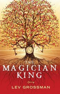 Picture of a book: The Magician King