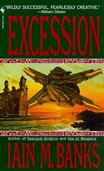 Picture of a book: Excession