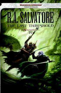 Picture of a book: The Last Threshold