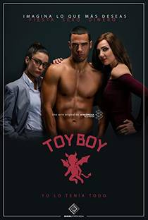 Picture of a TV show: Toy Boy