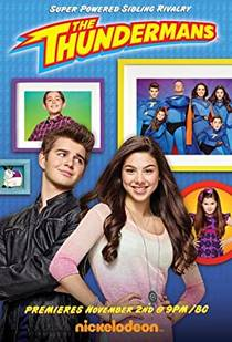 Picture of a TV show: The Thundermans