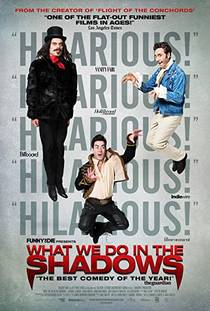 Picture of a movie: What We Do In The Shadows