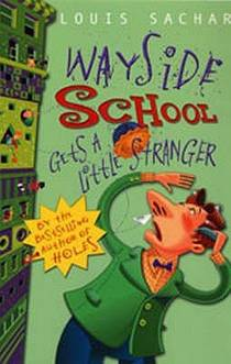 Picture of a book: Wayside School Gets A Little Stranger