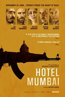 Picture of a movie: Hotel Mumbai