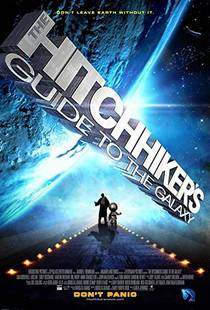 Picture of a movie: The Hitchhiker's Guide To The Galaxy
