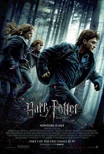 Picture of a movie: Harry Potter And The Deathly Hallows: Part 1