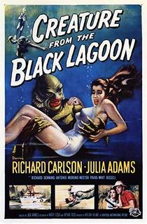 Picture of a movie: Creature From The Black Lagoon
