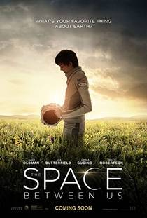 Picture of a movie: The Space Between Us