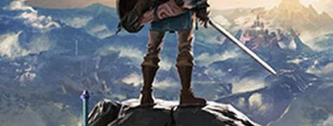 Image of The Legend Of Zelda: Breath Of The Wild