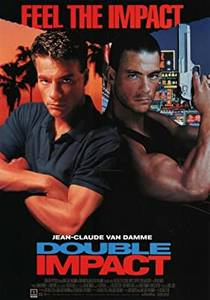 Picture of a movie: Double Impact