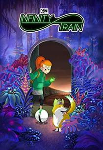 Picture of a TV show: Infinity Train