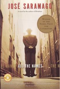 Picture of a book: All The Names