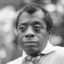 Picture of an author: James Baldwin