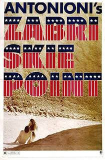 Picture of a movie: Zabriskie Point