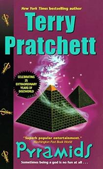 Picture of a book: Pyramids