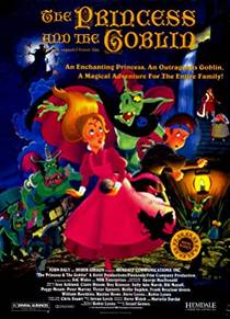 Picture of a movie: The Princess And The Goblin